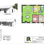 Maison 5 pièces + Terrain Parcieux (01600)