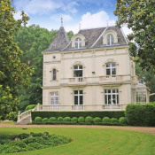 chateau a vendre 49400