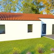 Maison 4 pièces + Terrain Saint-Florent-des-Bois