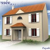 Maison 6 pièces + Terrain Sainville