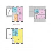 Maison 5 pièces + Terrain Soindres