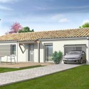 Maison 3 pièces + Terrain Saint Loubès (33450)
