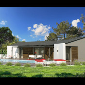 Maison 3 pièces + Terrain Claira