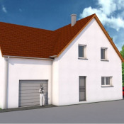 Maison 5 pièces + Terrain Roeschwoog
