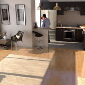 Malakoff, Appartement 3 pièces, 68,75 m2