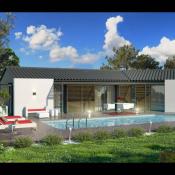 Maison 3 pièces + Terrain Pia