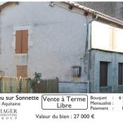 Angoulême, Casa 3 assoalhadas, 53 m2