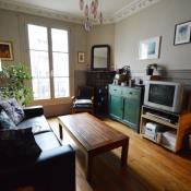 Paris 20ème, 公寓 2 间数, 38 m2