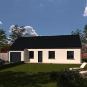 Maison 4 pièces + Terrain Fleury-les-Aubrais