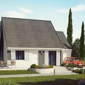 Maison 3 pièces + Terrain Le Loroux-Bottereau