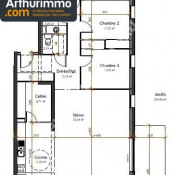 Vente appartement Pau 360000€ - Photo 1