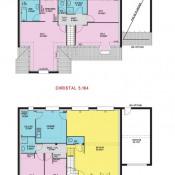 Maison 7 pièces + Terrain Orly-sur-Morin