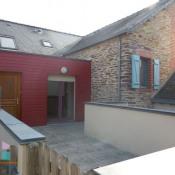 Noyal Châtillon sur Seiche, Двухуровневая квартира 2 комнаты, 43,89 m2