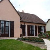 Chartres, casa de campo isolada 6 assoalhadas, 125 m2