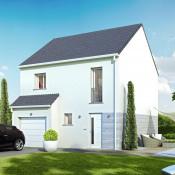 Maison 4 pièces + Terrain Bailly Romainvilliers