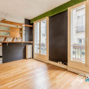 Paris 4ème, Apartment 2 rooms, 43.18 m2