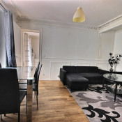 Paris 8ème, Appartement 4 pièces, 73 m2