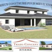 Maison 4 pièces + Terrain Pierrelatte
