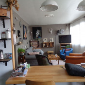 Montreuil, Appartement 3 pièces, 60 m2