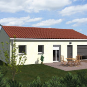 Maison 3 pièces + Terrain Bouguenais