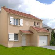 Maison 4 pièces + Terrain Condé-sur-Vesgre