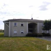 Coutras, Appartement 2 pièces, 39 m2