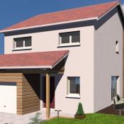 Maison 6 pièces + Terrain Uxegney