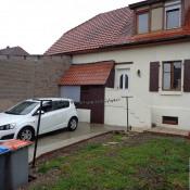 vente Maison / Villa 3 pièces Merkwiller Pechelbronn