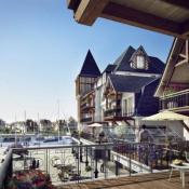 Presqu'île - les jardins d'eugenie - Deauville