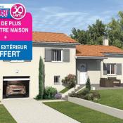Maison 4 pièces + Terrain Saint-Amour-Bellevue