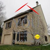 Vallangoujard, Maison traditionnelle 7 pièces, 124,3 m2