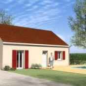 Maison 3 pièces + Terrain Provency