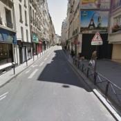 location Boutique 1 pièce Paris 9ème