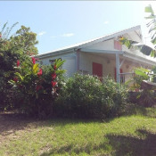 Vente maison / villa Ste Anne