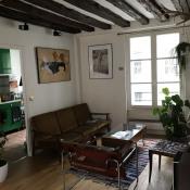 Paris 4ème, Appartement 2 pièces, 44 m2