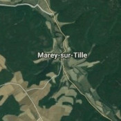 Terrain 1119 m² Marey-sur-Tille (21120)