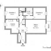 location Appartement 3 pièces Rodez