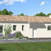 Maison 5 pièces + Terrain Salleboeuf