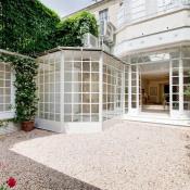 Paris 16ème, House / Villa 10 rooms, 600 m2