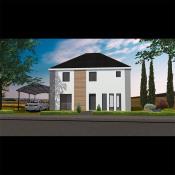 Maison 7 pièces + Terrain Courmelles