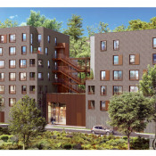Massy, Duplex 5 assoalhadas, 93 m2