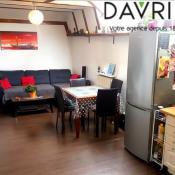 vente Appartement 2 pièces Pierrelaye