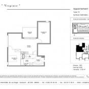 location Appartement 3 pièces Sézanne