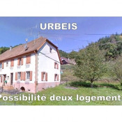 vente Maison / Villa 7 pièces Urbeis