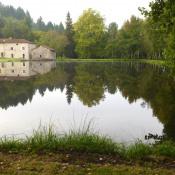 Bussière Badil, propiedad 14 habitaciones, 325 m2