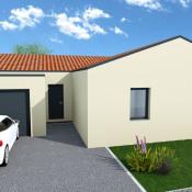 Maison 4 pièces + Terrain Les Brouzils