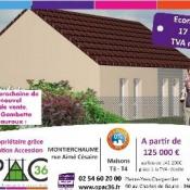 vente Maison / Villa 3 pièces Montierchaume