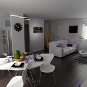 Maison 4 pièces + Terrain Saint-Aubin-sur-Gaillon