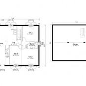 Maison 4 pièces + Terrain Lent