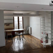Malakoff, Appartement 2 pièces, 44,23 m2